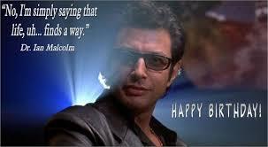 Jurassic Park Birthday Meme - happy 33rd birthday rodent page 2 movie forums