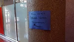 Gender Neutral Bathrooms - what u0027s the deal with the backlash against gender neutral bathrooms