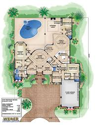 provence house plan weber design group naples fl click here to view larger image or print floor plan