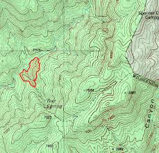 mt lemmon hiking trails map mount lemmon hike lemmon
