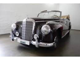 mercedes adenauer used mercedes 300 of 1953 9 130 km at 194 500