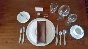 Formal Table Setting How To Dine With Confidence Crash Course Jackieskitchn