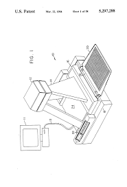 patent us5297288 system for use with a high resolution scanner