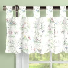 window treatments nursery decor nursery