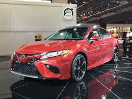the 2018 toyota camry xse 2017 north american international auto