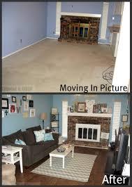 blue living room decor home interior and design idea island life