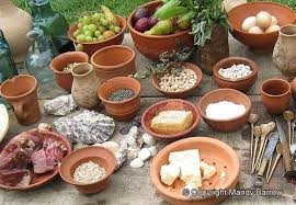 cuisine grecque antique food use tapas dishes ancient rome romans