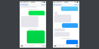 android users on colors gradients and chat bubbles eli schiff