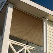 Roll Up Patio Blinds by Porch Shades