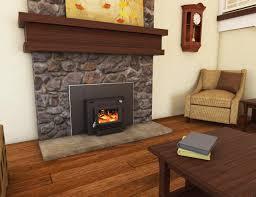 us stove 2200i epa certified wood burning fireplace insert medium