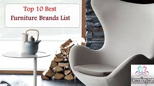 Fine Bedroom Furniture Manufacturers by Top 10 Best Furniture Brands List For Quality U0026 Cost Decoration Y