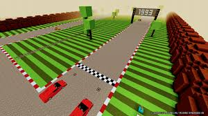 minecraft working car map racing car for minecraft android apps on google play