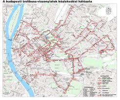 Transport Map Budapest Transport Map