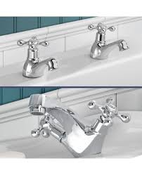 victorian bath taps u0026 basin mono mixer tap sets