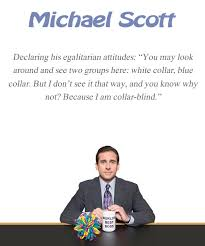 quote pictures michael quote the office collar blind