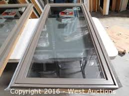 Anderson Awning Windows West Auctions Surplus Auction 2 Doors And Windows