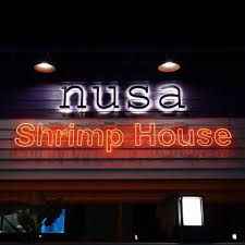 nusa the shelter shrimp house home seoul korea menu prices