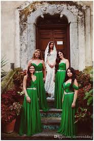 emerald green bridesmaid dress emerald green bridesmaid dresses with wrap chiffon