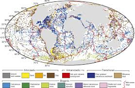 Map Of World Oceans by Census Of Seafloor Sediments In The World U0027s Ocean Geology