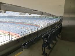 11 secrets of sports authority field at mile high stadium where unlike coors field where the seats that are a mile high are purple at sports authority field those seats are the same color as all the others