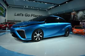 hydrogen fuel cell car toyota toyota hydrogen fuel will be costly cleantechnica