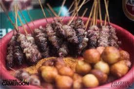 bonne cuisine camerounaise soya fameuses brochettes du cameroun à partager la bonne cuisine