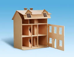free dollhouse floor plans barbie doll house plans wooden awesome build doll free house plan