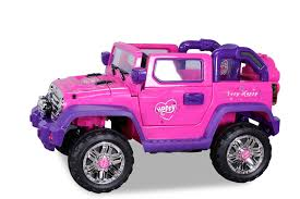 pink toy jeep electric children car jeep style jj235 www eco wheel de