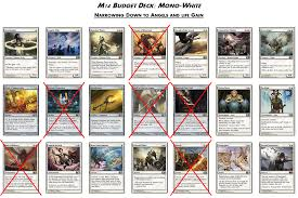 Magic The Gathering Sliver Deck Standard by M14 The Tabletop Vector