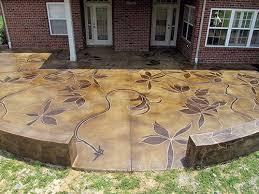 Concrete Patio Designs Layouts Concrete Patio Designs Layouts Elefamily Co