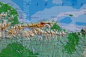 Map Of Venezuela Venezuela Capital Caracas Venezuela Model Howard Models