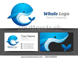 Marine Business Cards Abstract Blue Bird Icon Business Card Stock Vector 435656908