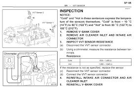 lexus v8 starter location camshaft position sensor error refuses to go away clublexus