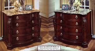 Wood Lateral File Cabinet Mahogany Wood Lateral File Cabinet With Marble Top