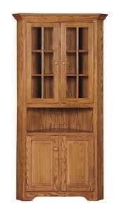 curio cabinet rustic corner curio cabinet cabinets with glass