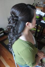 oklahoma hair stylists and updos before and after updo bridal makeup asian bride hair and makeup by