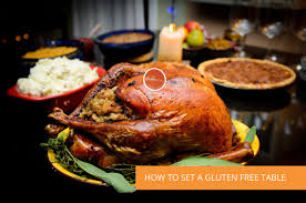 table thanksgiving gluten free entertaining how to set a gluten free holiday table