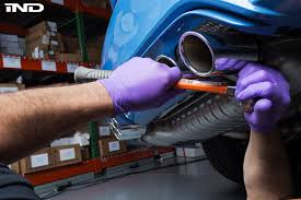 nissan altima exhaust tips ind exhaust tip removal u0026 installation