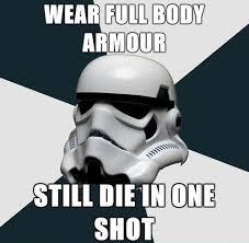 Best Star Wars Meme - full body armor funny star wars meme