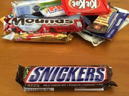 full size candy bars halloween a ranking of chocolate bars strictly by sugar content