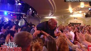 watch congressman john lewis crowd surf cnn video