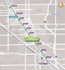 Cta Bus Route Map by Milwaukee