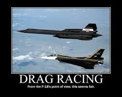 Drag Racing Meme - blackbird drag racing poster by megamothius on deviantart