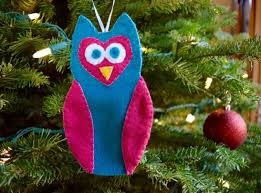 ornament owl ornament craft awesome owl ornaments