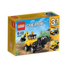 lego creator construction vehicles 31041 5 00 hamleys for