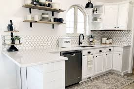corner cabinet kitchen rug farmhouse style 8 decor ideas to try the ruggable