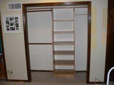 tom builds stuff diy small closet organizer plans nursery