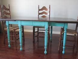 painted dining room tables home interior design ideas