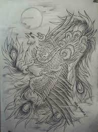 438 best phoenix images on pinterest japanese tattoos tattoo