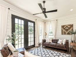 living room ceiling fan the best sleek and modern ceiling fans little house of four